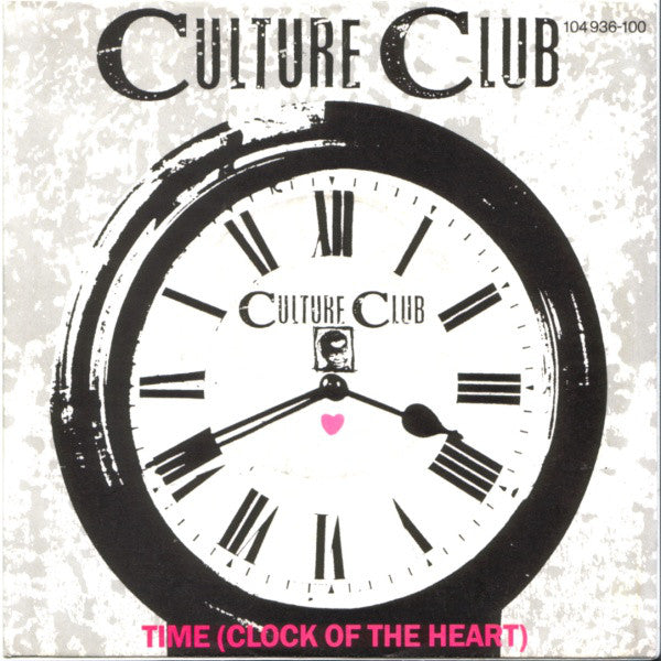 Culture Club ‎– Time (Clock Of The Heart)