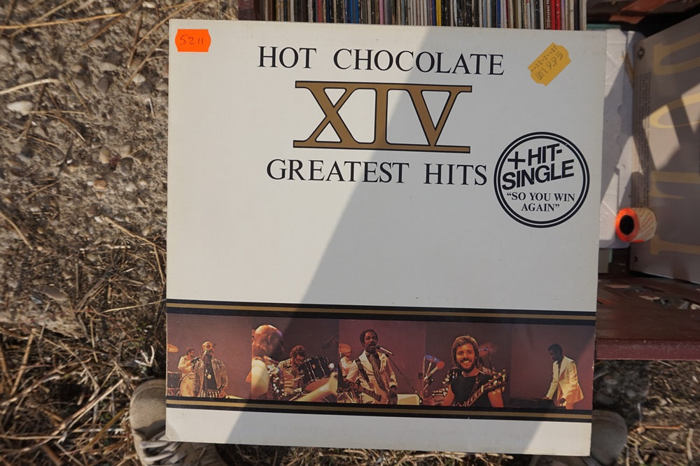 Hot Chocolate ‎– XIV Greatest Hits