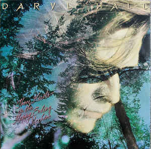 Daryl Hall ‎– Three Hearts In The Happy Ending Machine