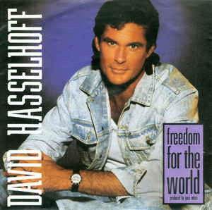 David Hasselhoff ‎– Freedom For The World