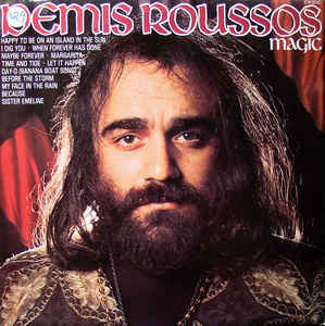 Demis Roussos ‎– Demis Roussos Magic