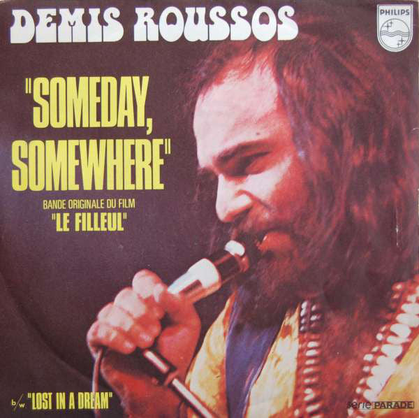 Demis Roussos ‎– Someday, Somewhere