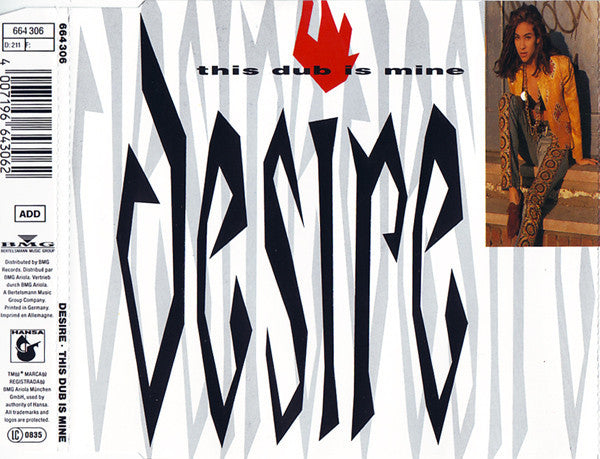 Desire (3) ‎– This Dub Is Mine