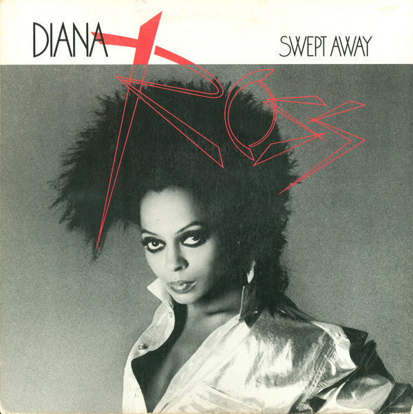 Diana Ross ‎– Swept Away