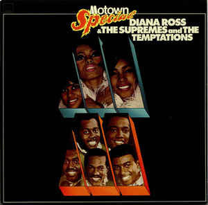 Diana Ross & The Supremes* And The Temptations ‎– Diana Ross & The Supremes And The Temptations