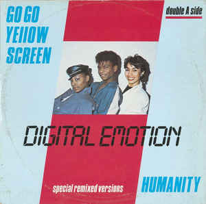 Digital Emotion ‎– Go Go Yellow Screen