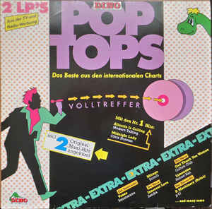 Dino Pop Tops - Das Beste Aus Den Internationalen Charts