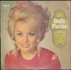 Dolly Parton ‎– The Best Of Dolly Parton