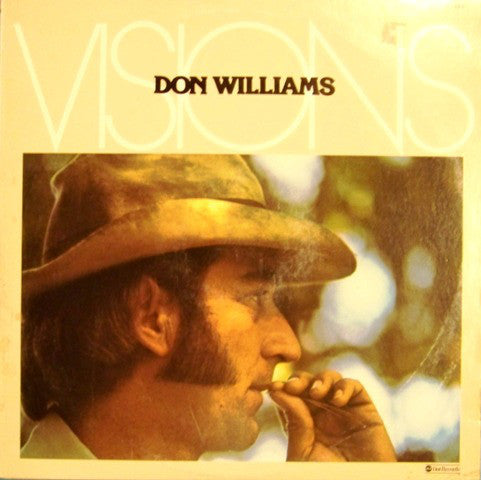 Don Williams (2) ‎– Visions