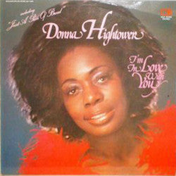 Donna Hightower ‎– ‎I'm In Love With You