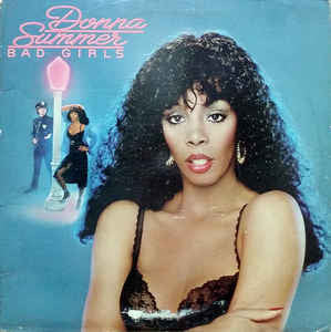 Donna Summer ‎– Bad Girls ( 2 LP's )