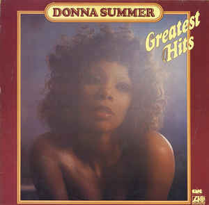 Donna Summer ‎– Greatest Hits