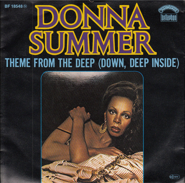 Donna Summer, John Barry ‎– Theme From The Deep (Down, Deep Inside)
