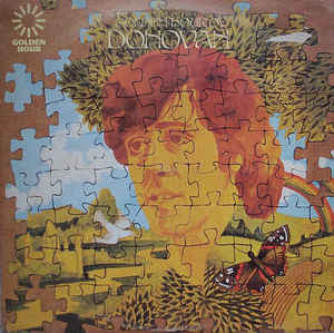 Donovan ‎– Golden Hour Of Donovan