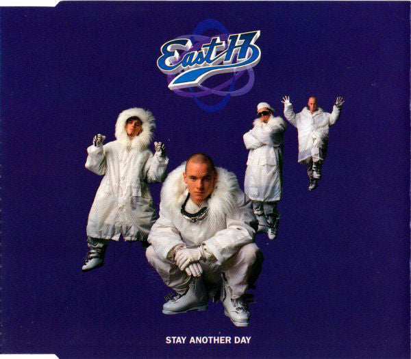 East 17 ‎– Stay Another Day (086)