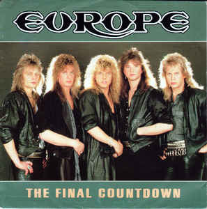 Europe (2) ‎– The Final Countdown