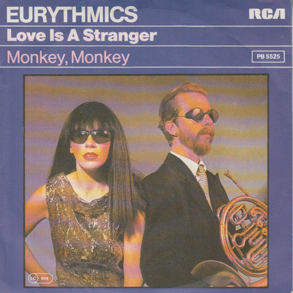 Eurythmics ‎– Love Is A Stranger