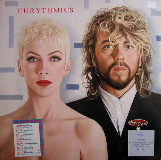 Eurythmics ‎– Revenge