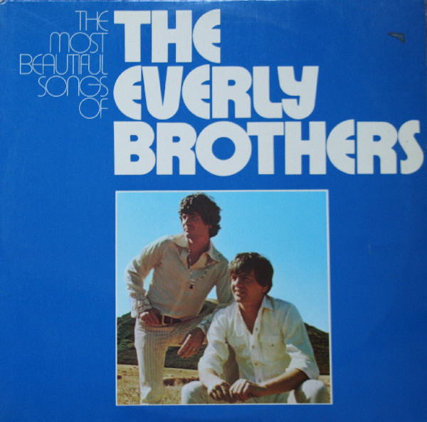 Everly Brothers ‎– The Most Beautiful Songs Of The Everly Brothers
