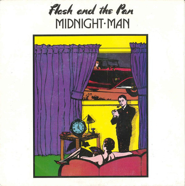 Flash And The Pan* ‎– Midnight Man