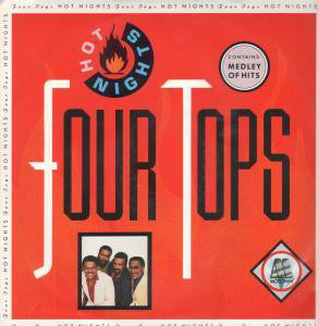 Four Tops ‎– Hot Nights / Medley Of Hits
