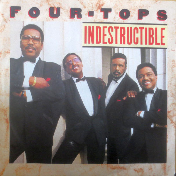 Four Tops ‎– Indestructible
