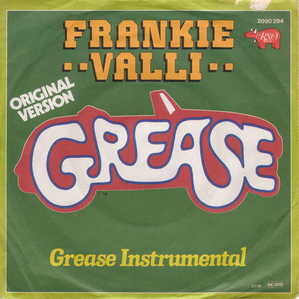 Frankie Valli ‎– Grease