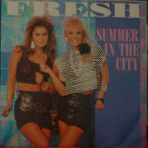 Fresh (21) ‎– Summer In The City
