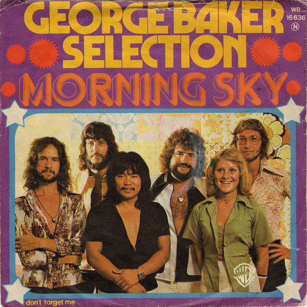 George Baker Selection ‎– Morning Sky