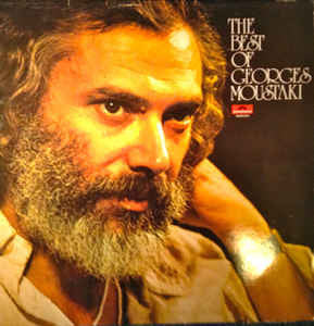 Georges Moustaki ‎– The Best Of Georges Moustaki