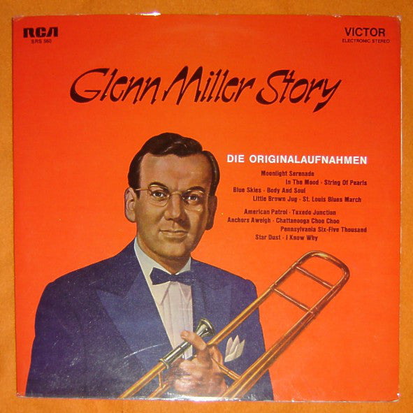 Glenn Miller And His Orchestra ‎– Glenn Miller Story