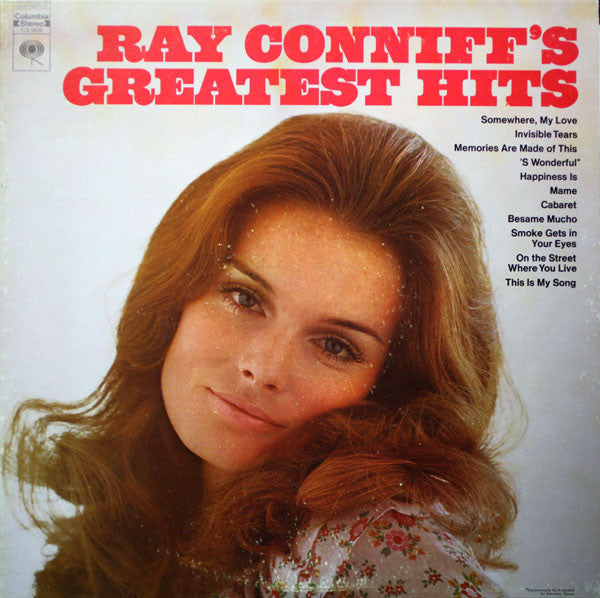 Ray Conniff ‎– Ray Conniff's Greatest Hits
