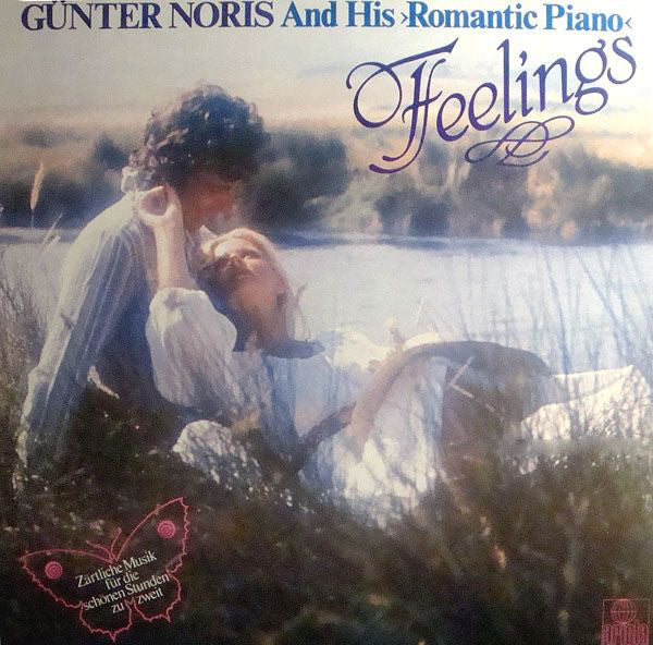 Günter Noris And His Romantic Piano ‎– Feelings