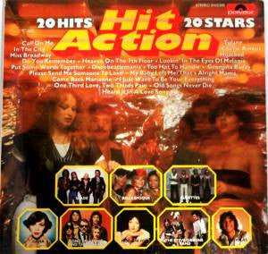 Hit Action 20 Hits 20 Stars