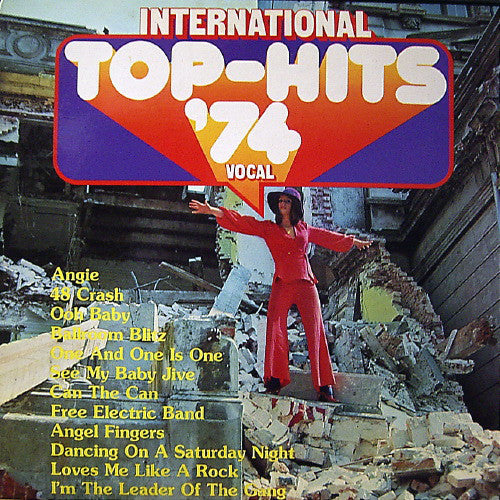 International Top-Hits '74 (Vocal)