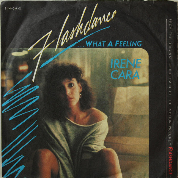 Irene Cara ‎– Flashdance... What A Feeling