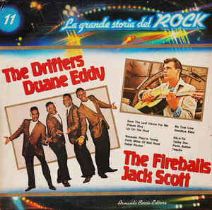 The Drifters / Duane Eddy / The Fireballs / Jack Scott ‎– The Drifters / Duane Eddy / The Fireballs / Jack Scott