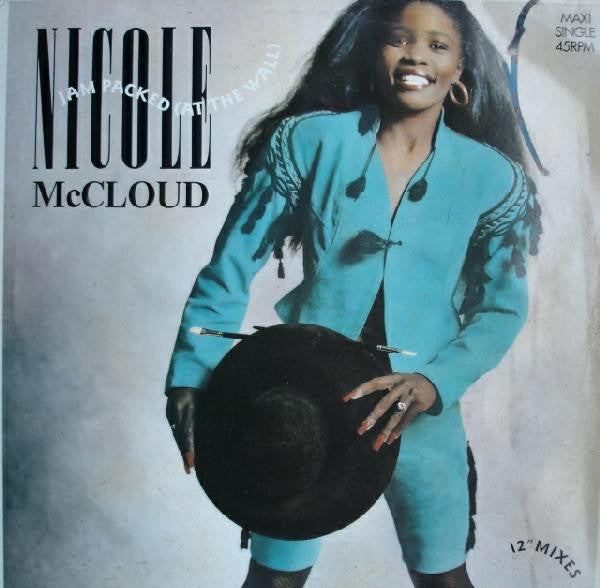 Nicole McCloud* ‎– Jam Packed (At The Wall)
