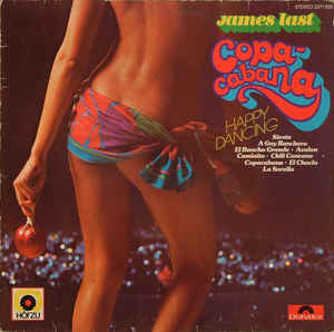 James Last ‎– Copacabana Happy Dancing