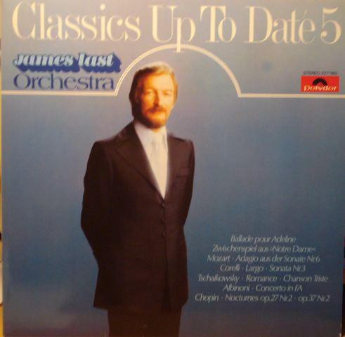 James Last Orchestra* ‎– Classics Up To Date Vol. 5