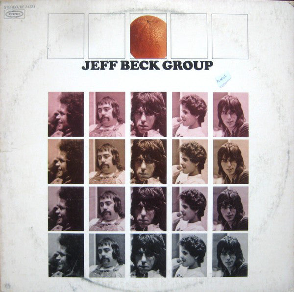 Jeff Beck Group ‎– Jeff Beck Group