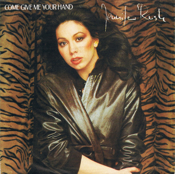Jennifer Rush ‎– Come Give Me Your Hand