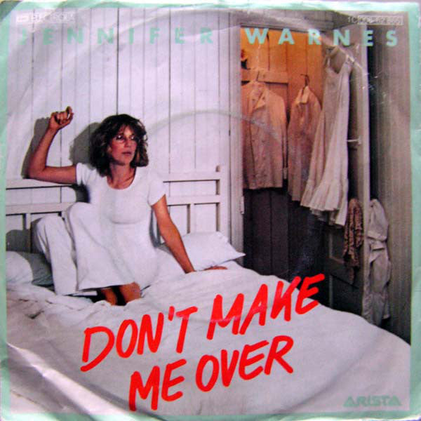 Jennifer Warnes ‎– Don't Make Me Over