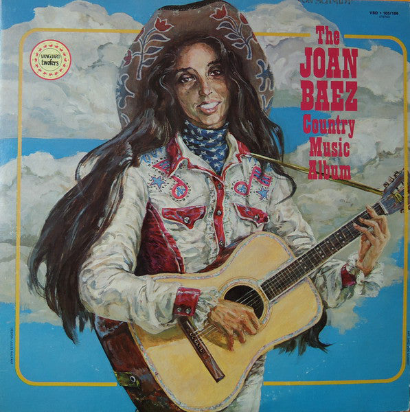 Joan Baez ‎– The Joan Baez Country Music Album