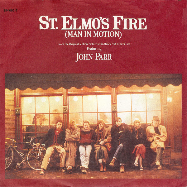 John Parr ‎– St. Elmo's Fire (Man In Motion)