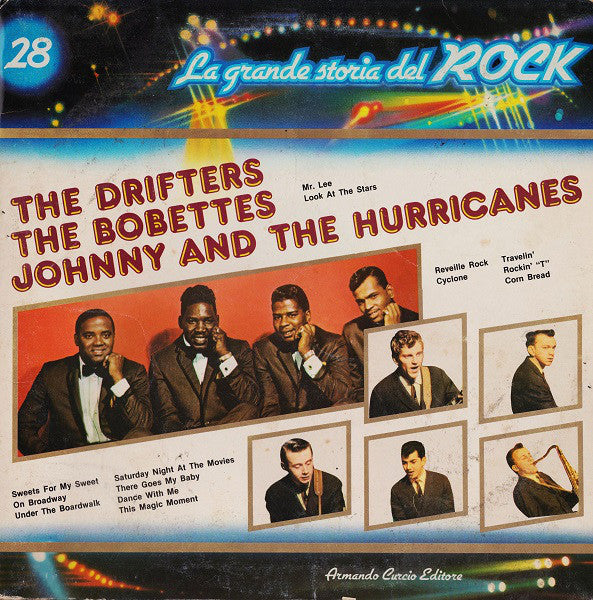 The Drifters / The Bobbettes / Johnny And The Hurricanes ‎– The Drifters / The Bobbettes / Johnny And The Hurricanes