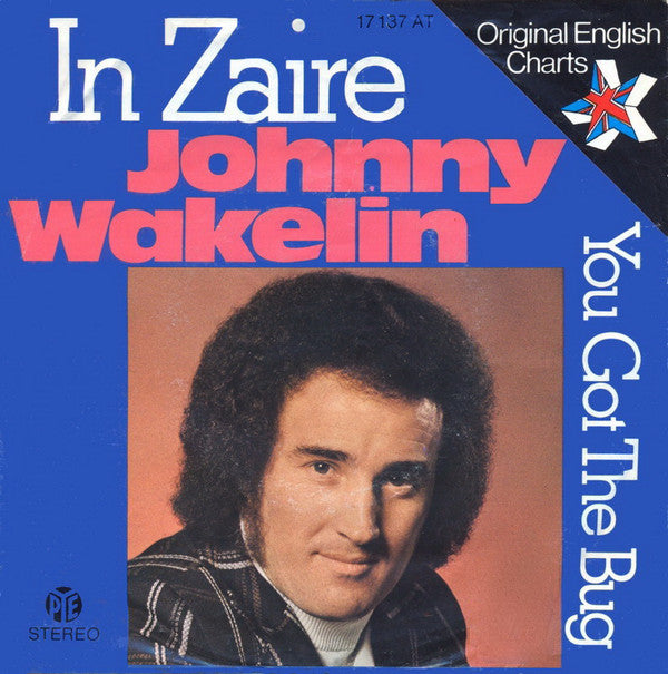 Johnny Wakelin ‎– In Zaire
