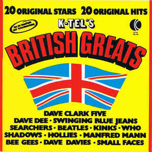 – K-Tel's British Greats