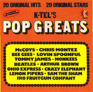 K-Tel's Pop Greats