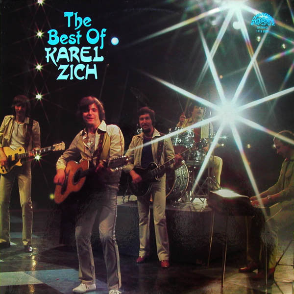Karel Zich ‎– The Best Of Karel Zich